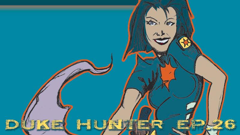 TPP 26 – Duke Hunter